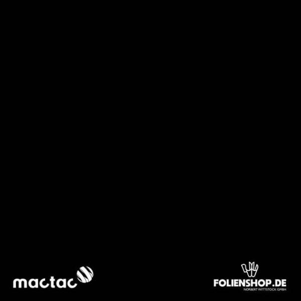 MACtac ColourWrap M81 | Matt Black