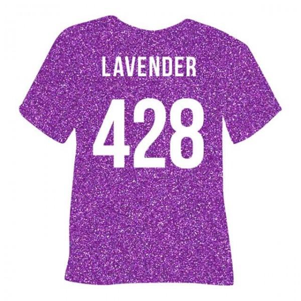 Poli-Flex Pearl Glitter 428 | Lavender