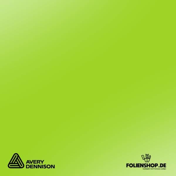 Avery Dennison® 714-02 | Green Yellow