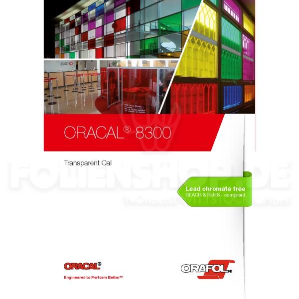 Farbkarte ORACAL® 8300