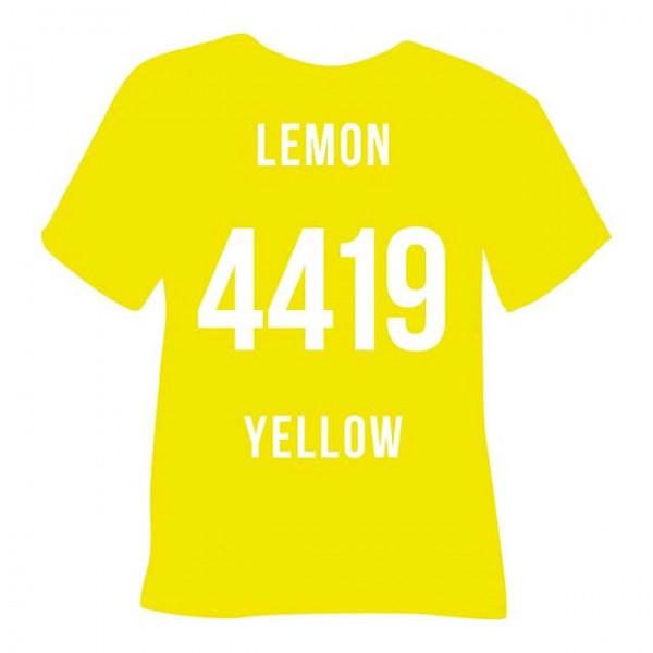 Poli-Flex Sport 4419   Lemon Yellow