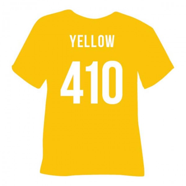 Poli-Flex Premium 410 | Yellow