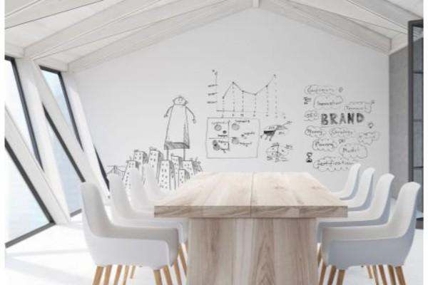 ASLAN® FF 490 FerroSoft Whiteboard Matt