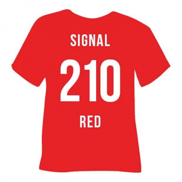 Tubitherm PLT Flock 210 | Signal Red