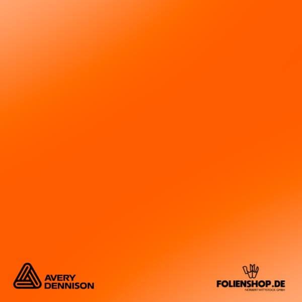 Avery Dennison® 738 | Bright Orange
