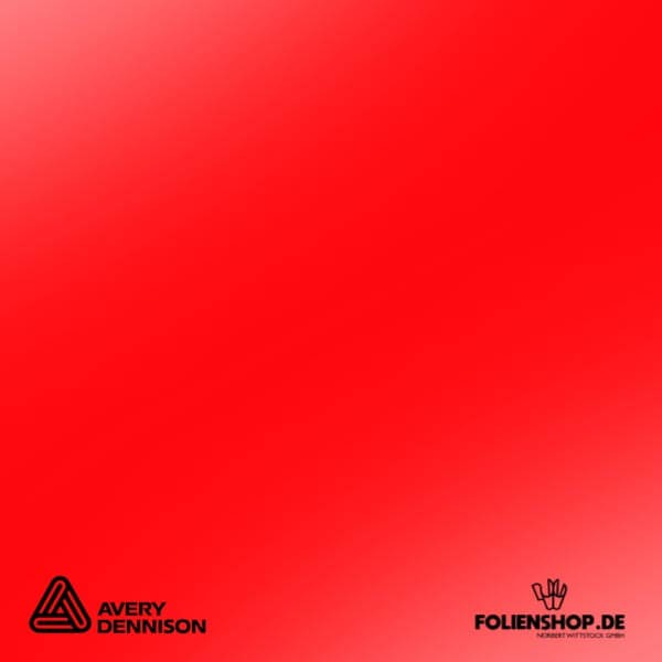 Avery 850 | Tomato Red