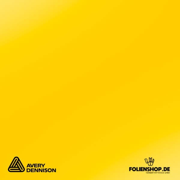Avery Dennison® 706 | Sunflower Yellow