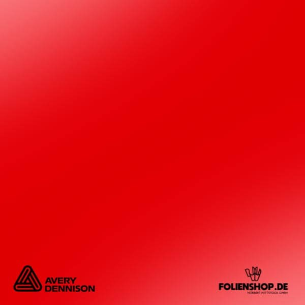 Avery Dennison® 750-01 | Strawberry Red