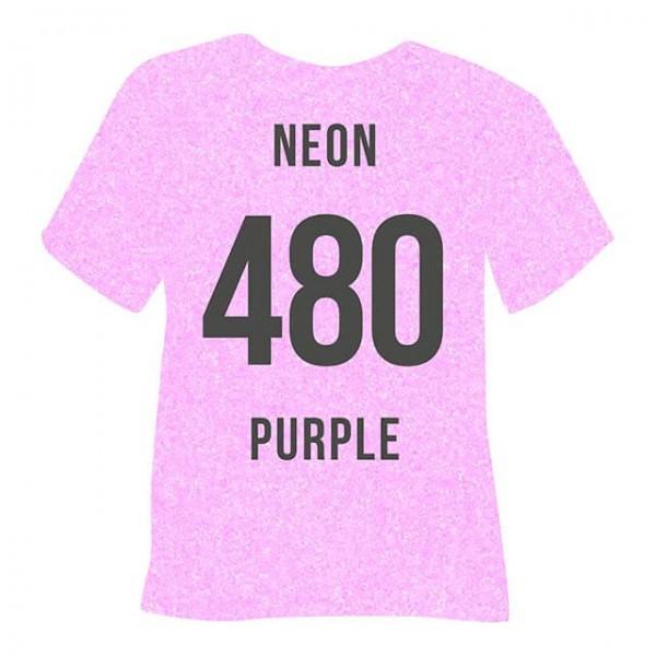 Poli-Flex Pearl Glitter 480 | Neon Purple