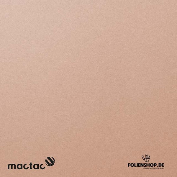 MACtac ColourWrap MM71 | Matt Metallic Champagne