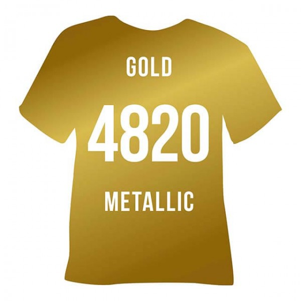 Poli-Flex Nylon 4820 | Gold Metallic