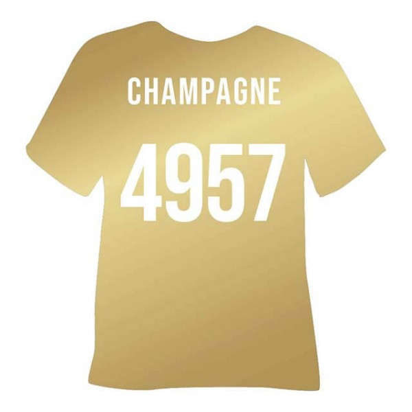 POLI-FLEX® TURBO 4957 | Champagne Metallic