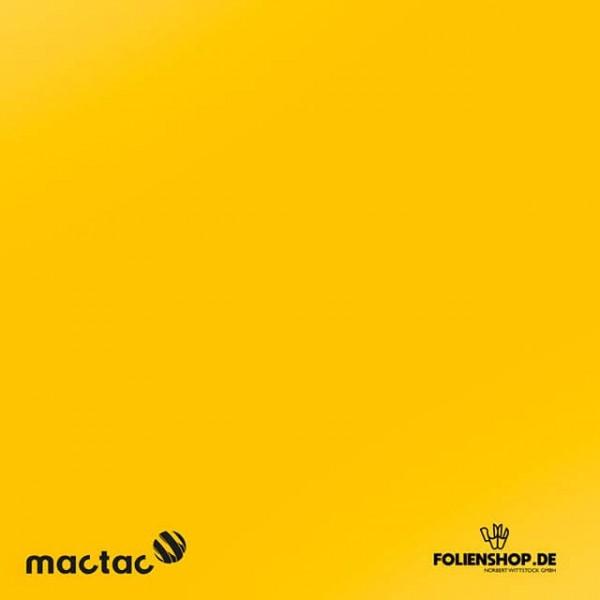 MACtac ColourWrap G12   Gloss Yellow