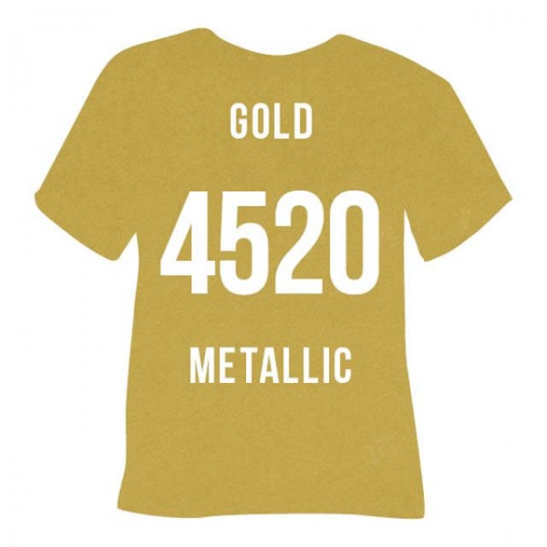 Poli-Flex Blockout Soft 4520-S | Gold Metallic