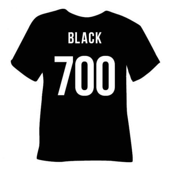 Tubitherm PLT Flock 700 | Black