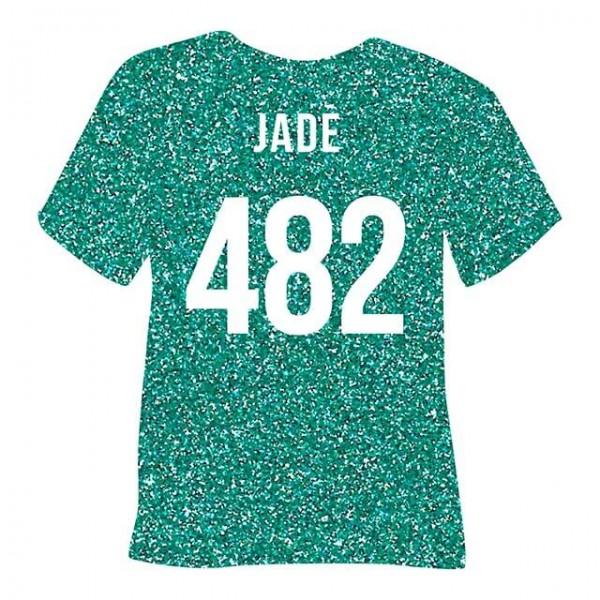 Poli-Flex Pearl Glitter 482 | Jade