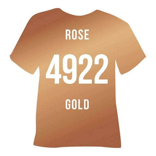 POLI-FLEX® TURBO 4922 | Rose Gold Metallic