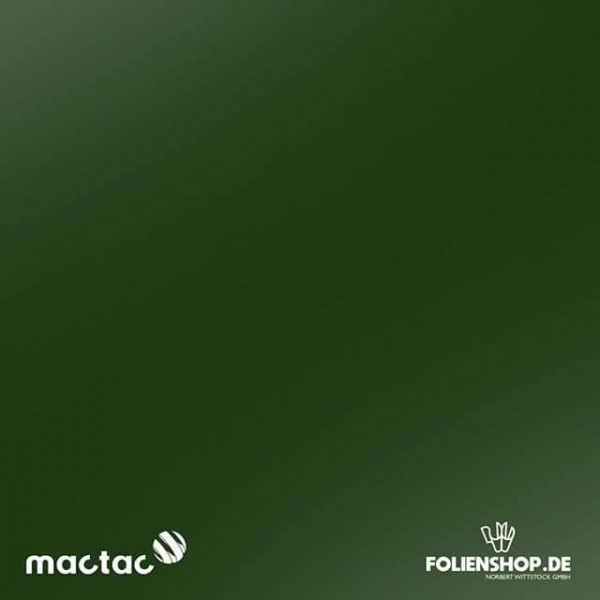 MACtac ColourWrap G52 | Gloss Forest Green