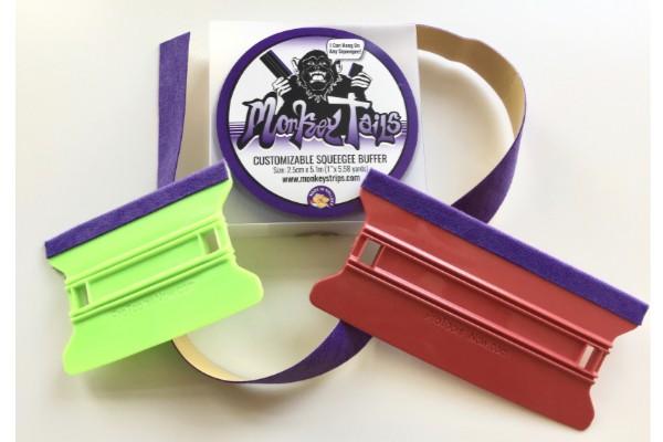 Purple Monkey Tails