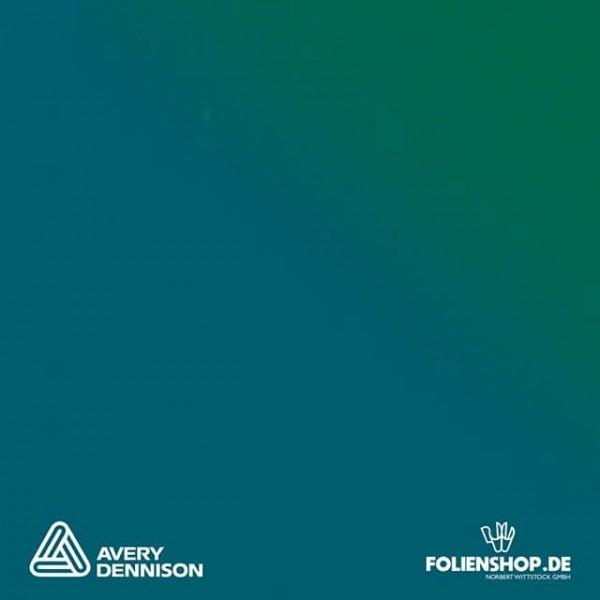 Avery Dennison® Supreme Wrapping™ Film | Satin Metallic Cool Teal | BT1800001