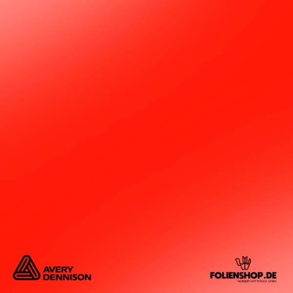 Avery 737 | Bright Red
