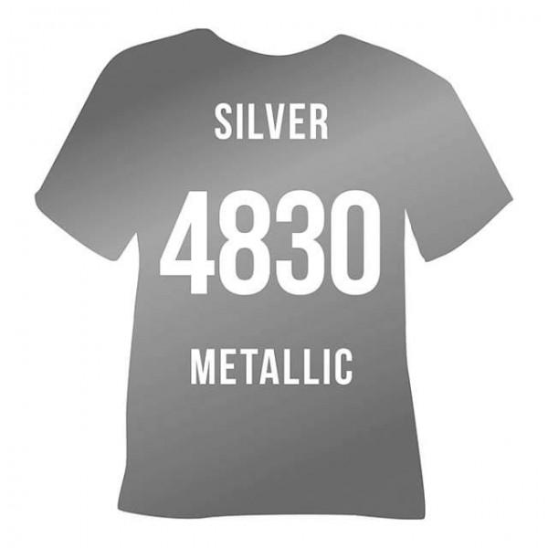 Poli-Flex Nylon 4830 | Silver Metallic