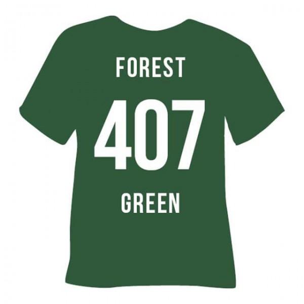 Poli-Flex Premium 407 | Forest Green