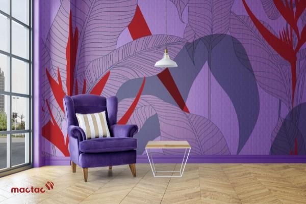 MACtac WallWrap Linen Paper
