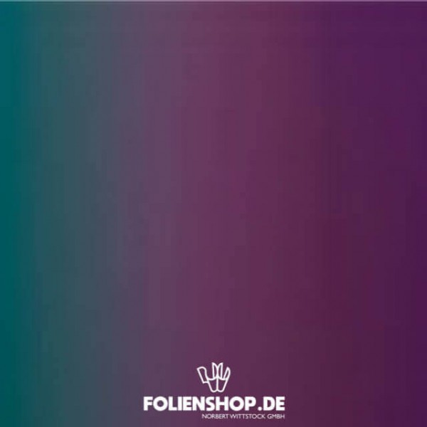 Avery Dennison® Supreme Wrapping™ Film ColorFlow™ | Gloss Lightning Ridge (Purple / Green) | BJ1050001
