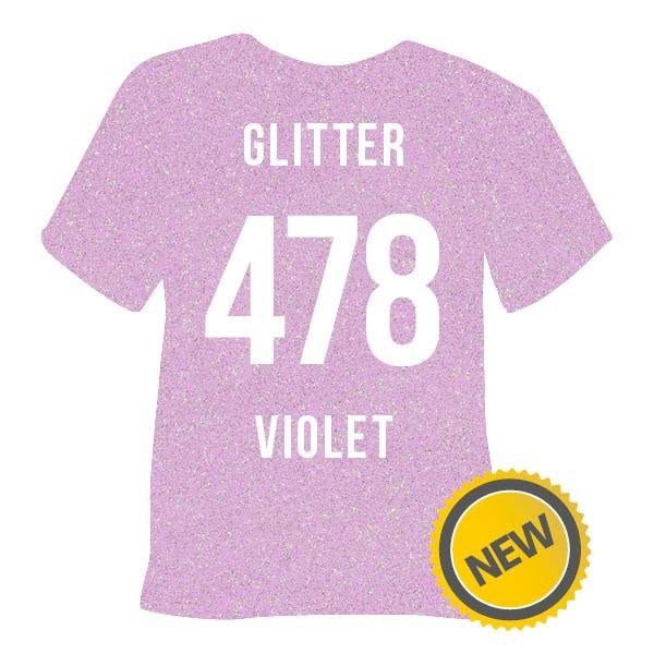 Poli-Flex Image 478 | Glitter Violet