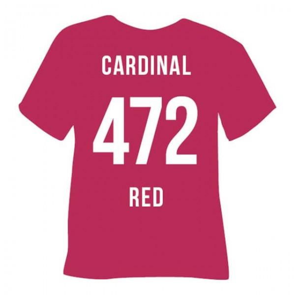 Poli-Flex Premium 472 | Cardinal Red