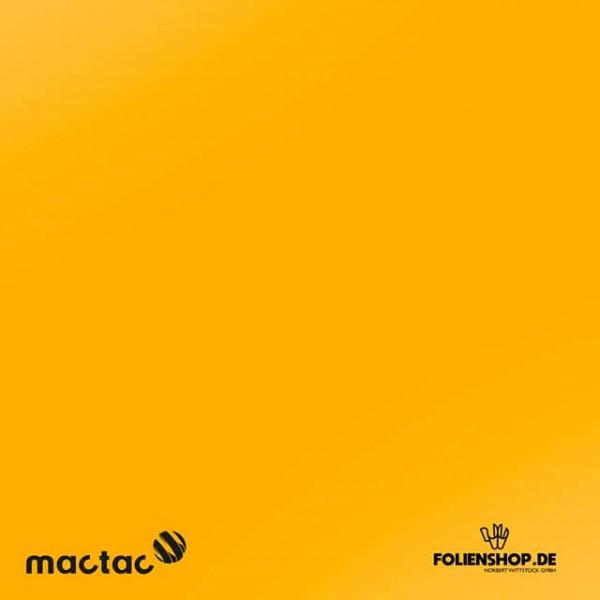 MACtac ColourWrap G13 | Gloss Saffron Yellow