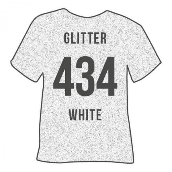 Poli-Flex Image 434 | Glitter White