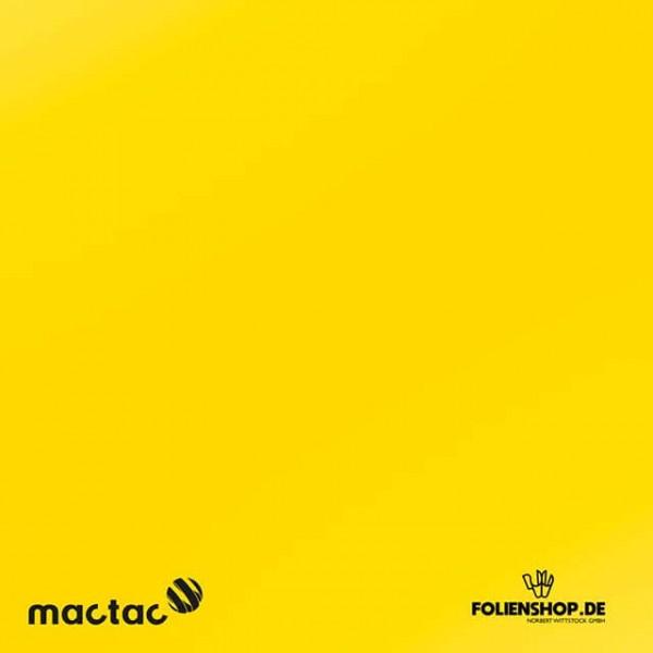 MACtac ColourWrap G11   Gloss Lemon Yellow
