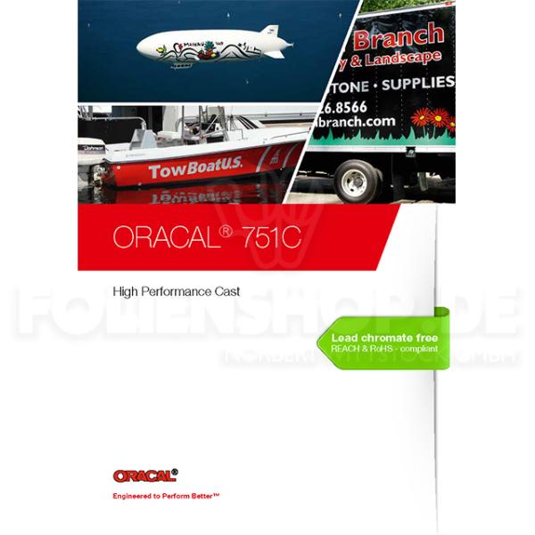 Farbkarte ORACAL® 751 C