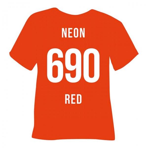 Poli-Flex Premium 690 | Neon Red