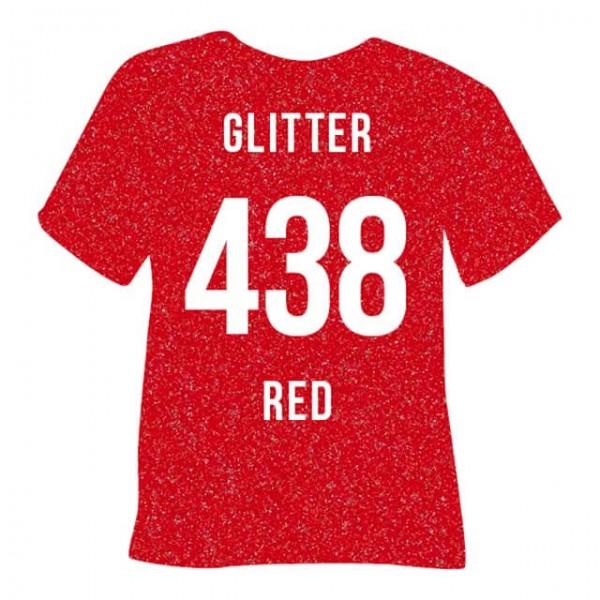 Poli-Flex Image 438 | Glitter Red