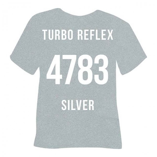 Poli-Flex Image 4783   Turbo Reflex Silver