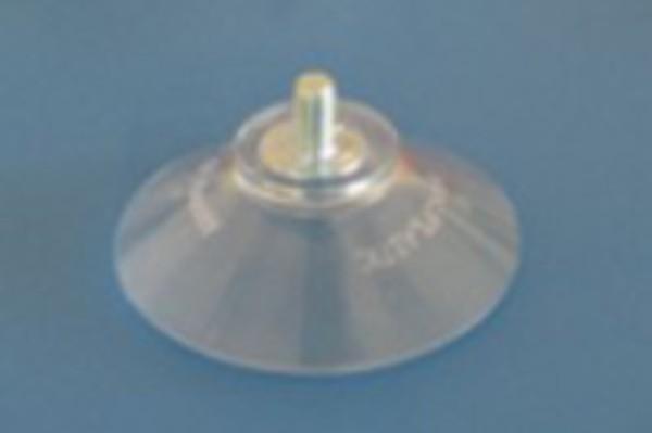 Saugnapf 40 mm mit Rändelmutter