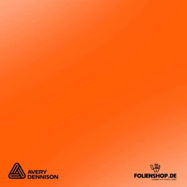 Avery Dennison® 848-02 | Bright Orange