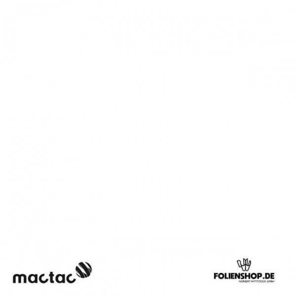 MACtac ColourWrap M01 | Matt White