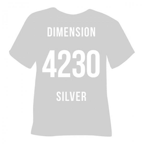 Poli-Flex Image 4230   Dimension Silver