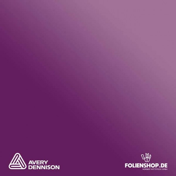 Avery Dennison® Supreme Wrapping™ Film | Satin Metallic Blissful Purple | BT1780001