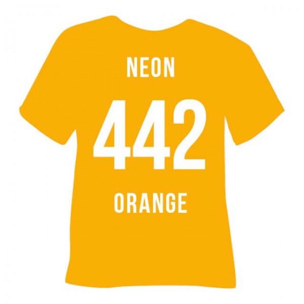 Poli-Flex Premium 442 | Neon Orange