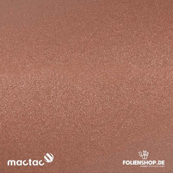 MACtac ColourWrap GM71 | Gloss Metallic Copper