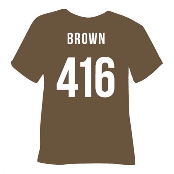 Poli-Flex Premium 416 | Brown
