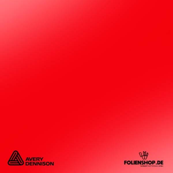 Avery Dennison® 749-01 | Crimson Red