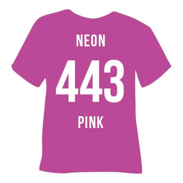 Poli-Flex Premium 443 | Neon Pink