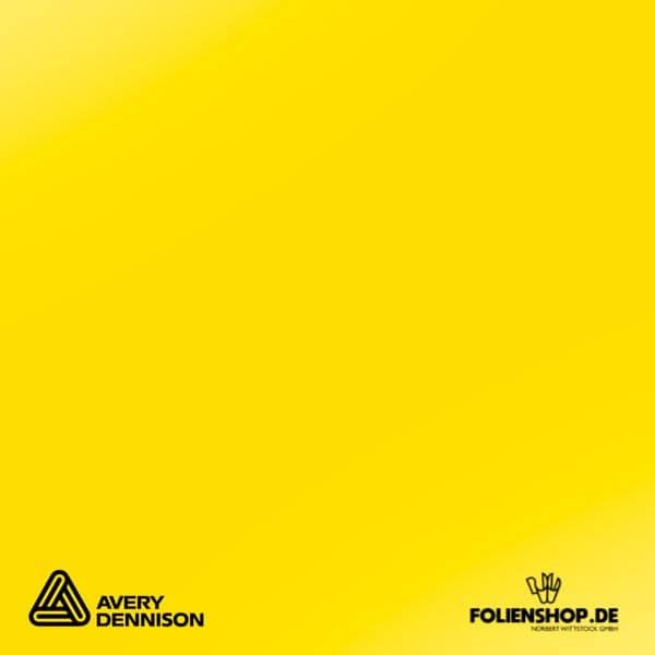 Avery Dennison® 739 | Bright Yellow