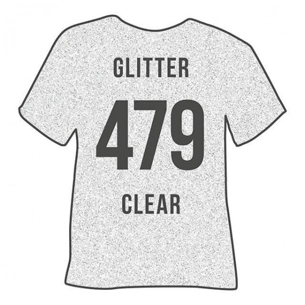 Poli-Flex Image 479 | Glitter Clear